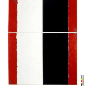 Image 54 - Paintings in Montreal, 1991-1993, JP Sergent