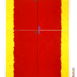 Image 55 - Paintings in Montreal, 1991-1993, JP Sergent