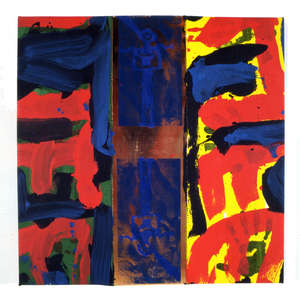 Image 74 - Paintings in Montreal, 1991-1993, JP Sergent