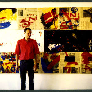 Image 7 - Paintings in Montreal, 1991-1993, JP Sergent