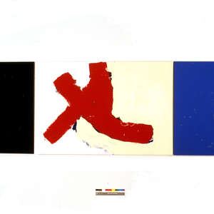 Image 44 - Paintings in Montreal, 1991-1993, JP Sergent