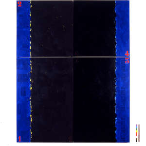 Image 52 - Paintings in Montreal, 1991-1993, JP Sergent