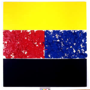 Image 9 - Paintings in Montreal, 1991-1993, JP Sergent