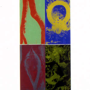 Image 134 - Paintings in Montreal, 1991-1993, JP Sergent