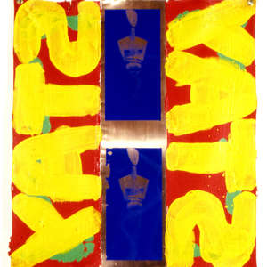 Image 24 - Paintings in Montreal, 1991-1993, JP Sergent