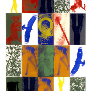 Image 137 - Paintings in Montreal, 1991-1993, JP Sergent