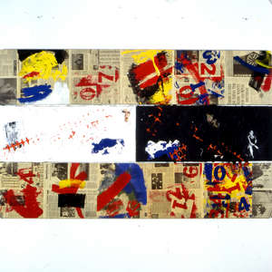 Image 22 - Paintings in Montreal, 1991-1993, JP Sergent