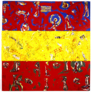 Image 16 - Paintings in Montreal, 1991-1993, JP Sergent