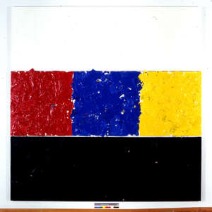 Image 11 - Paintings in Montreal, 1991-1993, JP Sergent