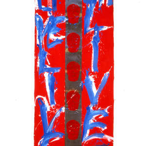Image 115 - Paintings in Montreal, 1991-1993, JP Sergent