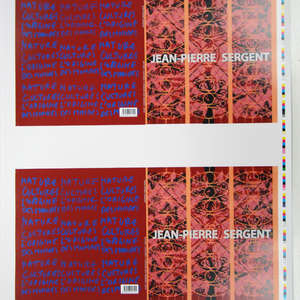 Image 29 - Catalogues printing, JP Sergent