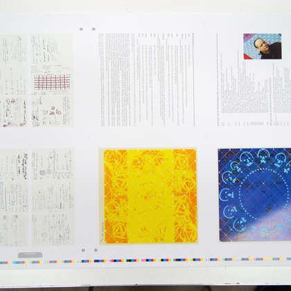 Image 2 - zExpo Flagey 2012 Imprimerie, JP Sergent