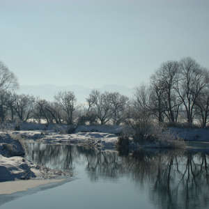 Image 5 - PHOTOS WATER, TREES & SNOW, JP Sergent