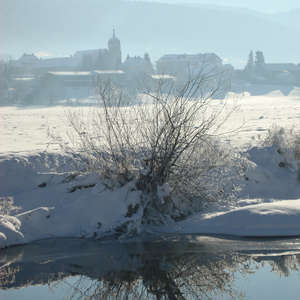 Image 8 - PHOTOS WATER, TREES & SNOW, JP Sergent