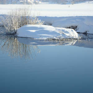 Image 13 - PHOTOS WATER, TREES & SNOW, JP Sergent