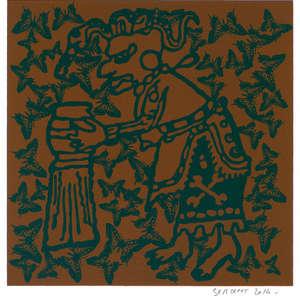 Image 265 - Le désir, la matrice, la grotte et le lotus blanc, JP Sergent