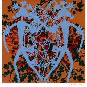 Image 199 - Le désir, la matrice, la grotte et le lotus blanc, JP Sergent