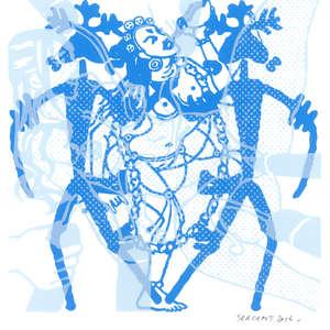 Image 150 - Le désir, la matrice, la grotte et le lotus blanc, JP Sergent