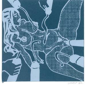 Image 147 - Le désir, la matrice, la grotte et le lotus blanc, JP Sergent