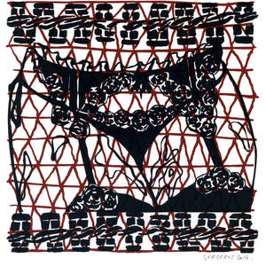 Image 181 - Le désir, la matrice, la grotte et le lotus blanc, JP Sergent