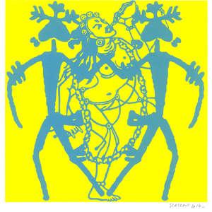 Image 194 - Le désir, la matrice, la grotte et le lotus blanc, JP Sergent