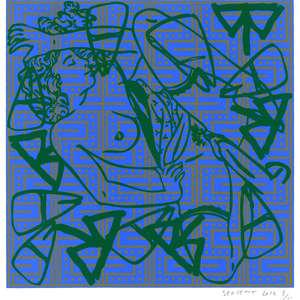 Image 37 - Le désir, la matrice, la grotte et le lotus blanc, JP Sergent