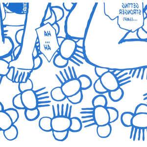 Image 2 - Half Paper 2011, JP Sergent
