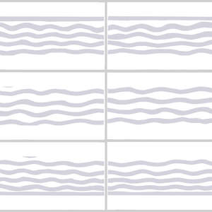Image 107 - Half Paper 1997/2003,  monoprint, acrylic silkscreened on BFK Rives paper, 61 x 107 cm., JP Sergent