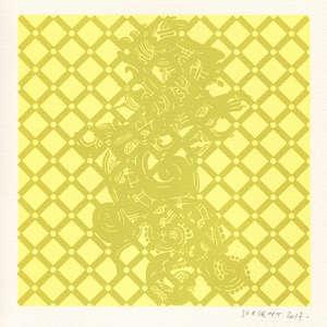 Image 521 - Small Paper - Shakti-Yoni - 2016-2017, JP Sergent