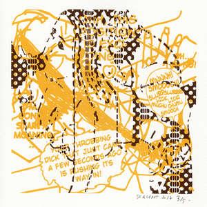 Image 99 - Small Paper - Shakti-Yoni - 2016-2017, JP Sergent