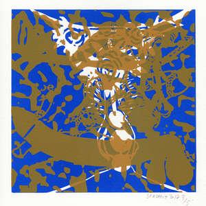 Image 88 - Small Paper - Shakti-Yoni - 2016-2017, JP Sergent