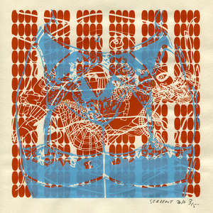 Image 218 - Small Paper - Shakti-Yoni - 2016-2017, JP Sergent