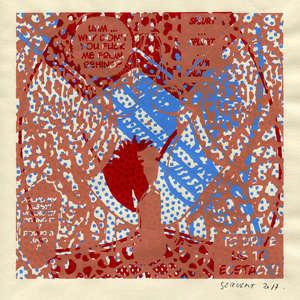 Image 211 - Small Paper - Shakti-Yoni - 2016-2017, JP Sergent