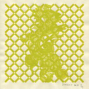 Image 194 - Small Paper - Shakti-Yoni - 2016-2017, JP Sergent