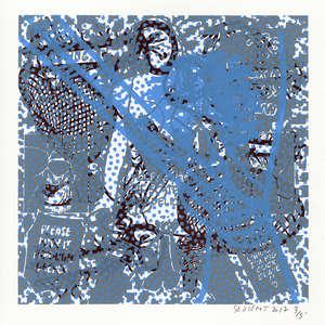 Image 117 - Small Paper - Shakti-Yoni - 2016-2017, JP Sergent