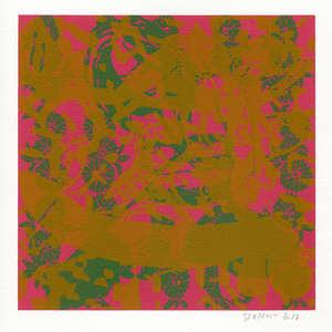 Image 103 - Small Paper - Shakti-Yoni - 2016-2017, JP Sergent