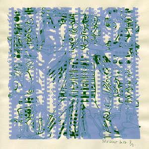 Image 321 - Small Paper - Shakti-Yoni - 2016-2017, JP Sergent
