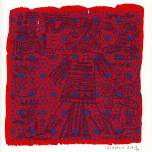 Image 574 - Small Paper - Shakti-Yoni - 2016-2017, JP Sergent