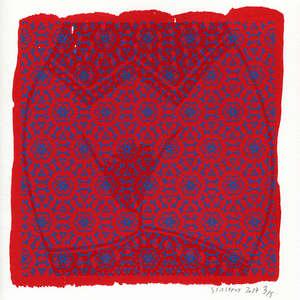 Image 560 - Small Paper - Shakti-Yoni - 2016-2017, JP Sergent