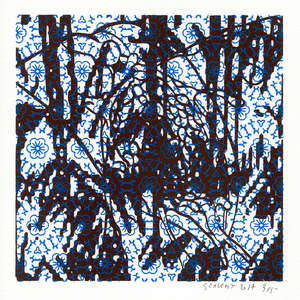 Image 555 - Small Paper - Shakti-Yoni - 2016-2017, JP Sergent