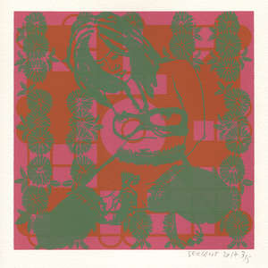 Image 625 - Small Paper - Shakti-Yoni - 2016-2017, JP Sergent