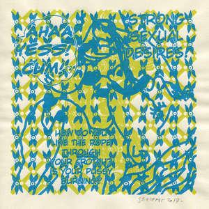 Image 269 - Small Paper - Shakti-Yoni - 2016-2017, JP Sergent