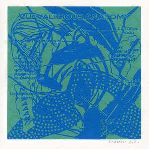 Image 249 - Small Paper - Shakti-Yoni - 2016-2017, JP Sergent