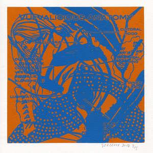 Image 240 - Small Paper - Shakti-Yoni - 2016-2017, JP Sergent
