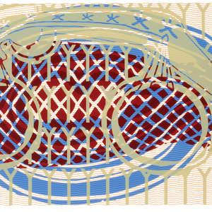 Image 45 - Half Paper 2007 Sky Umbilicus, JP Sergent
