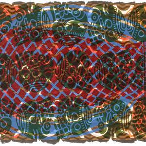 Image 43 - Half Paper 2007 Sky Umbilicus, JP Sergent