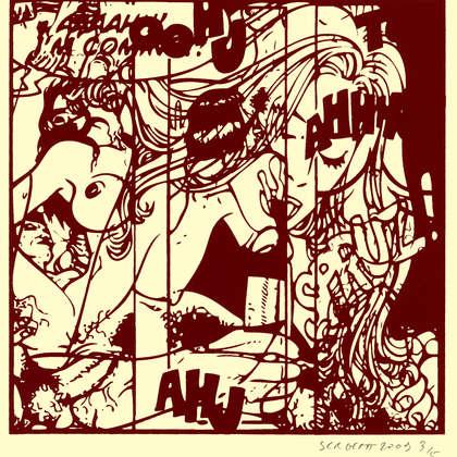 Image 16 - z Omnibus Mangas, JP Sergent