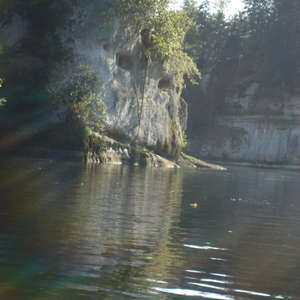 Image 380 - Jean-Pierre sergent, Water, Rocks, Trees & Flowers, April 2014, JP Sergent