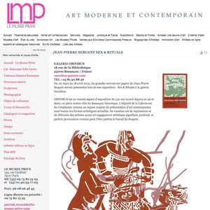 Image 21 - Reviews 2012, JP Sergent