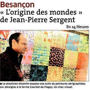 Image 30 - Reviews 2012, JP Sergent